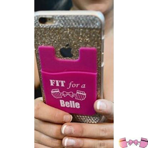 FFAB Card Holder - Fit For A Belle