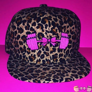 FFAB Leopard Snapback - Fit For A Belle