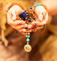 Benefits of wearing a Mala