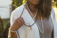 What is a Mala for? Wondering what the ancient necklace does!