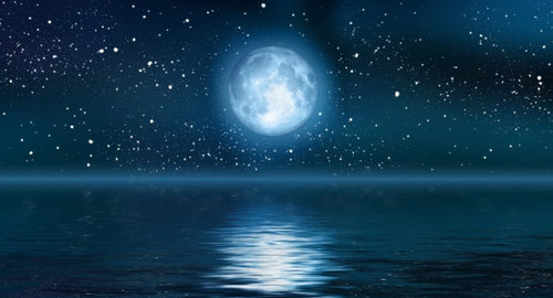 Full Moon Meditation Program