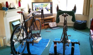 6 Hacks for Setting Up Your Bike Torture Chamber | The Sufferfest