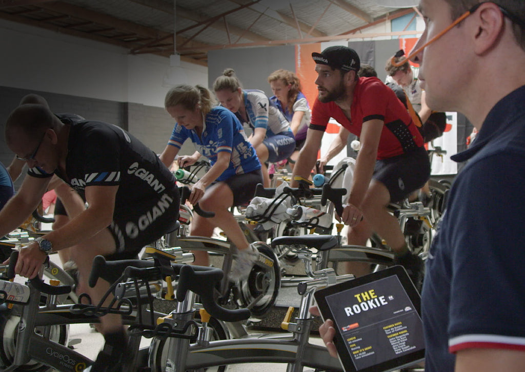 Bring The Thrill Of Suf Cycling To Your Studio The Sufferfest