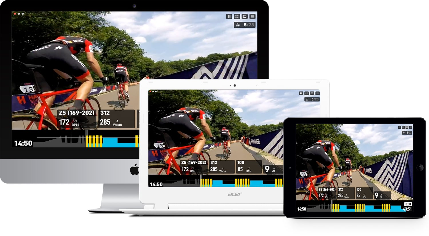The Sufferfest: Complete Cycling and Triathlon Training App
