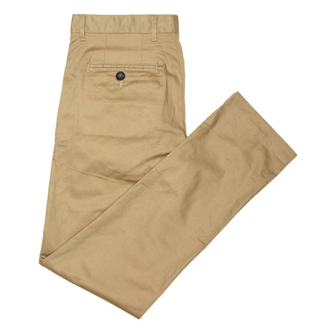 FOREST GREEN SLIM FIT CHINO