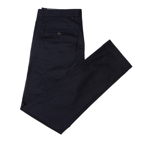 DEEP NAVY BLUE SLIM FIT CHINO