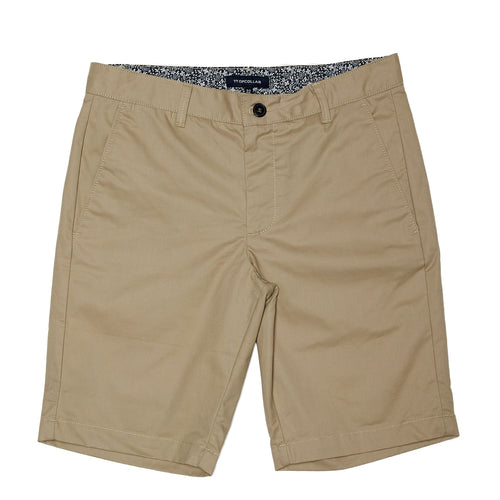 CHINO SHORTS IN KHAKI