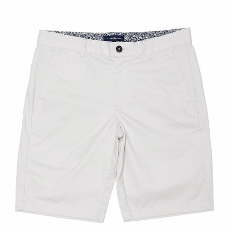 CHINO SHORTS IN SKY BLUE