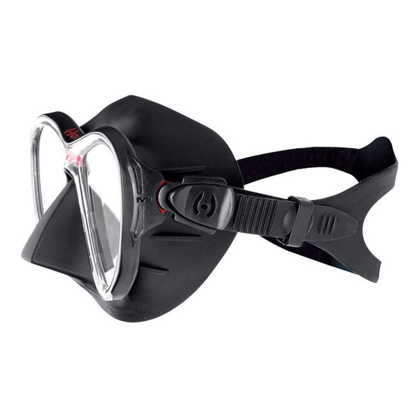 Hollis M3 Dive Mask With Prescription
