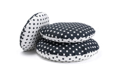 Criss Cross Cotton Cushions
