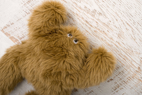 Image of Enzo Himalayan Yeti toy for dogs