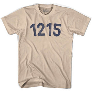 1215 Year Celebration Adult Cotton T-shirt - Year Celebration