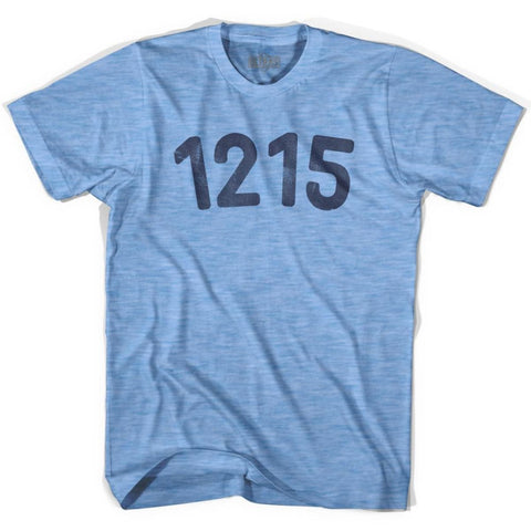 1215 Year Celebration Adult Tri-Blend T-shirt - Year Celebration
