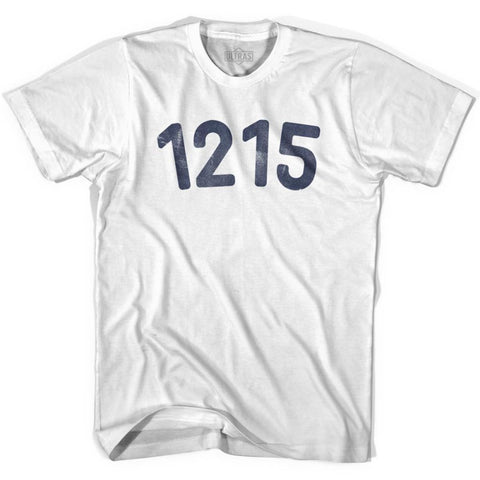 1215 Year Celebration Womens Cotton T-shirt - Year Celebration