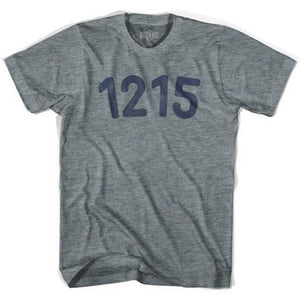 1215 Year Celebration Womens Tri-Blend T-shirt - Year Celebration