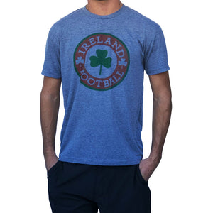 Ireland Football Clover Crest Soccer T-shirt