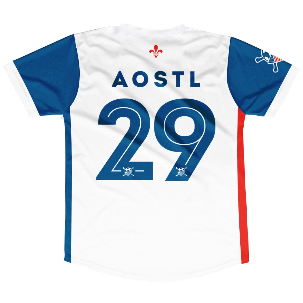 American Outlaws St. Louis #29 Chapter 2020 Soccer Jersey - Ultras Soccer Collaborations