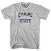 New York Empire State Nickname Youth Cotton T-shirt by Ultras