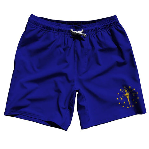 "Indiana US State 7.5"" Swim Shorts by Ultras"