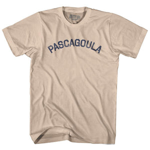 Mississippi Pascagoula Adult Cotton Vintage T-shirt by Ultras