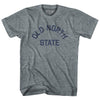 North Carolina Old North State Nickname Adult Tri-Blend T-shirt by Ultras