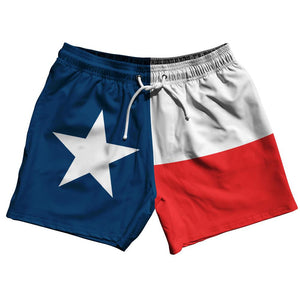 "Texas US State 5"" Swim Shorts by Ultras"