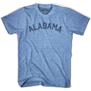 Alabama Union Vintage T-shirt - Athletic Blue / Adult X-Small - Mile End City