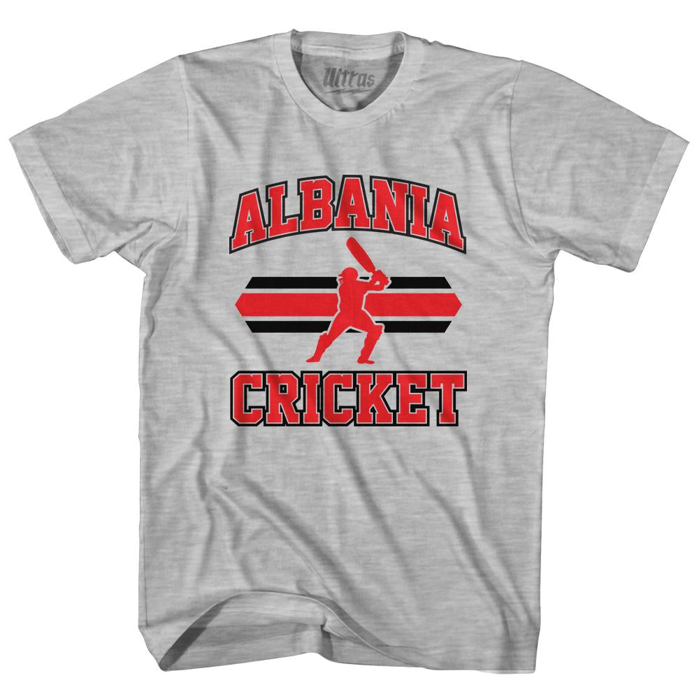 Ultras - Albania 90's Cricket Team Cotton Adult T-shirt
