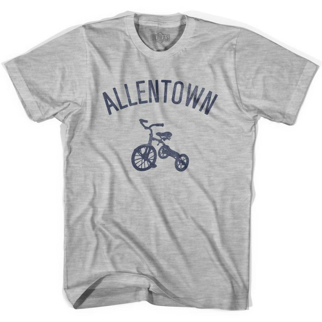 Allentown City Tricycle Youth Cotton T-shirt - Tricycle City