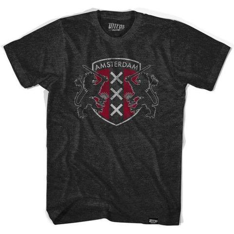 Amsterdam Crest T-shirt - Ultras City T-shirts