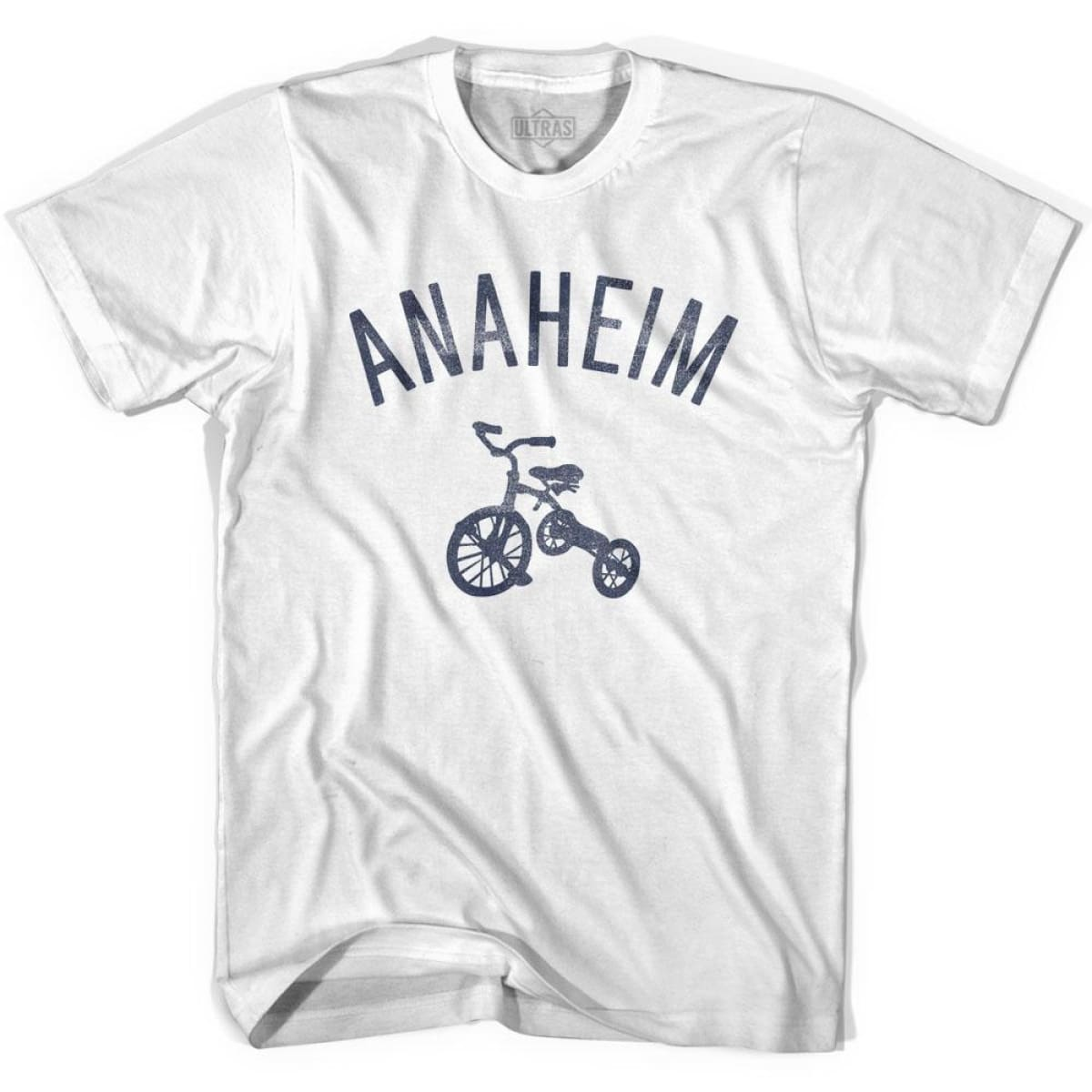 Anaheim City Tricycle Youth Cotton T-shirt - Tricycle City