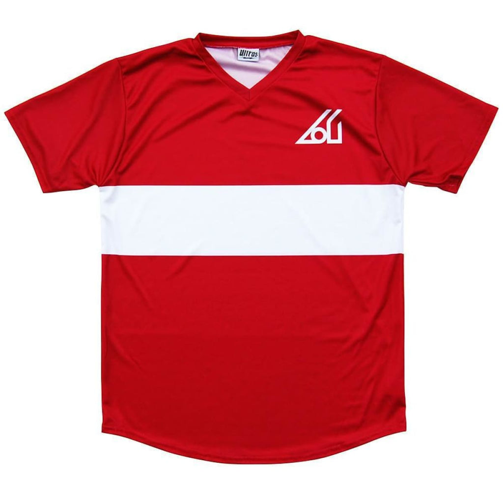379a36dba5a27 Atlanta Apollo Retro Soccer Jersey - Cardinal / Toddler 1 / No - Ultras  NASL Soccer