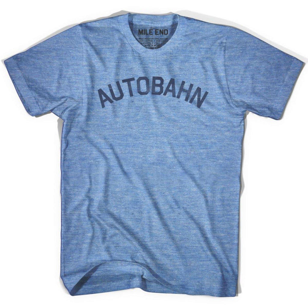 Autobahn City Vintage T-shirt - Mile End City