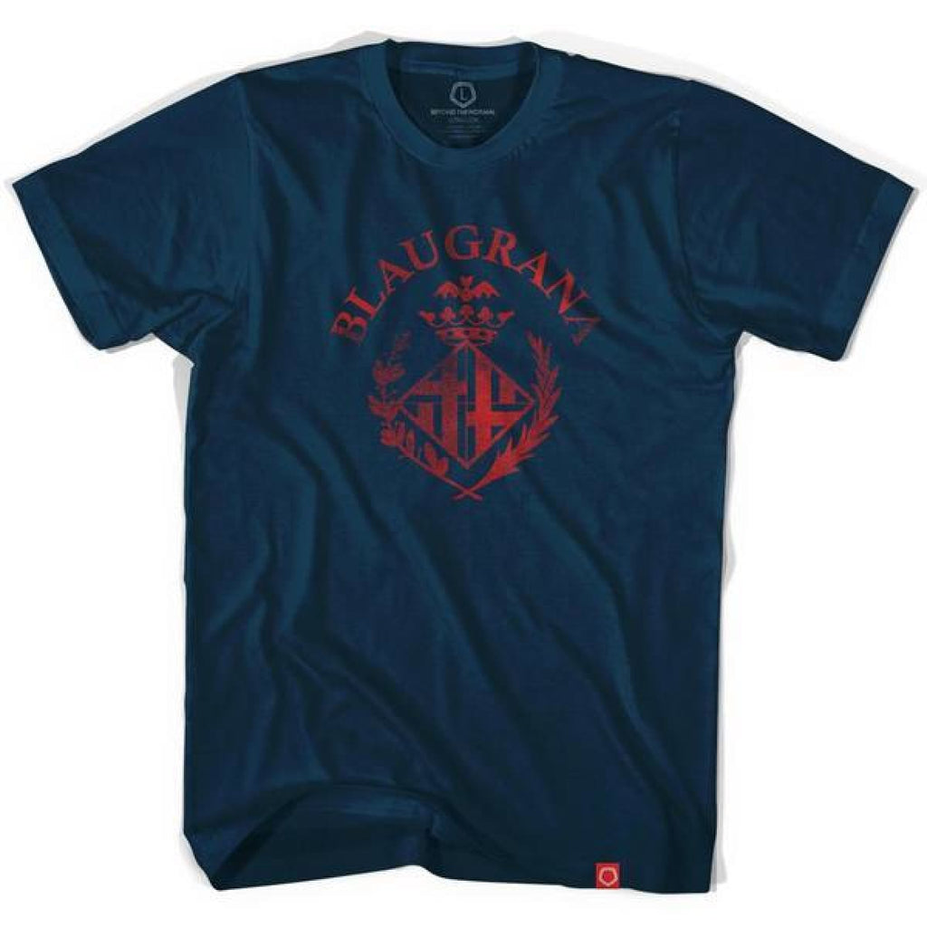 Barcelona Blaugrana Soccer T-shirt - Ultras City T-shirts