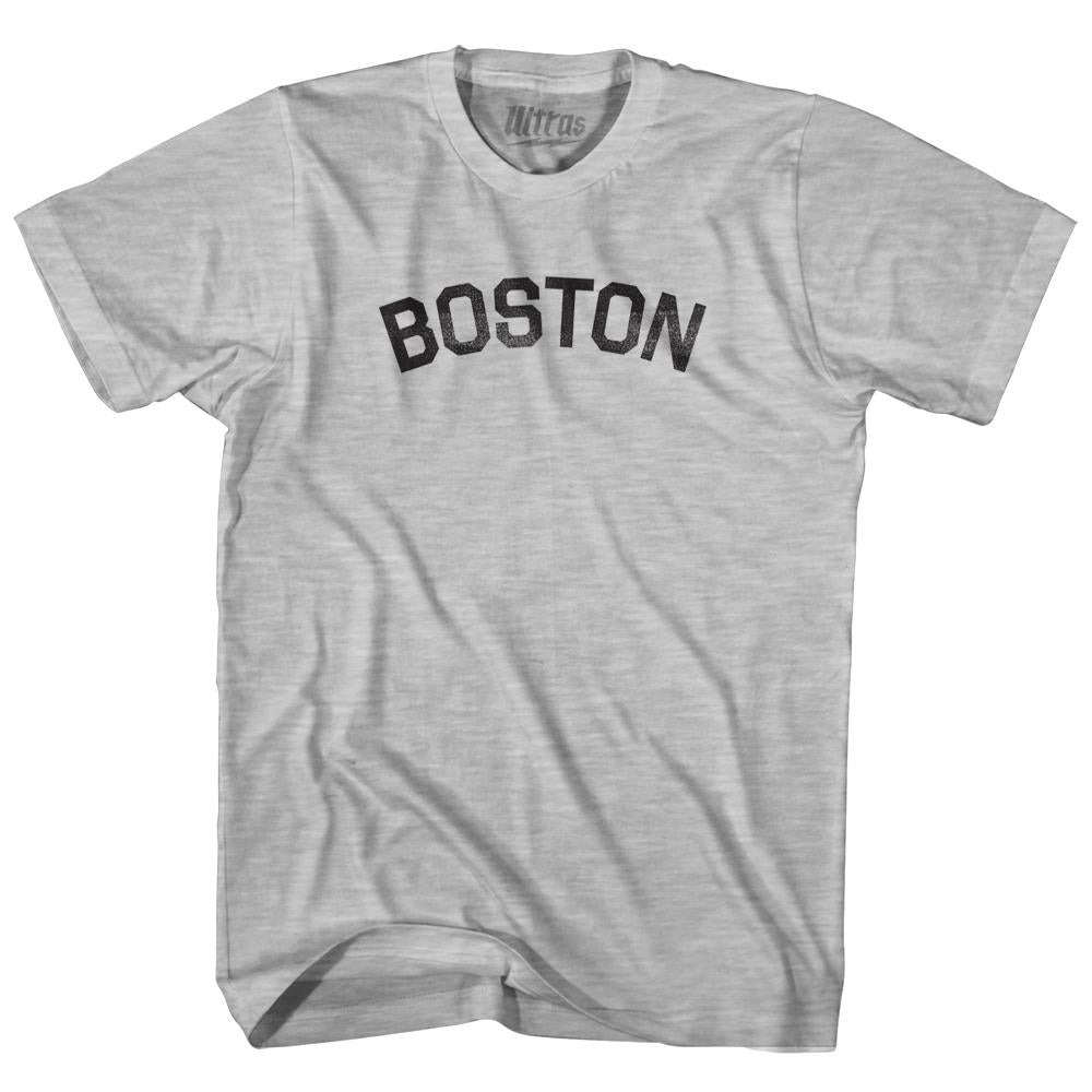 Boston Adult Cotton T-shirt by Ultras