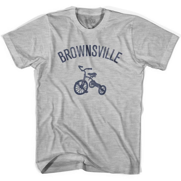 Brownsville City Tricycle Youth Cotton T-shirt - Tricycle City
