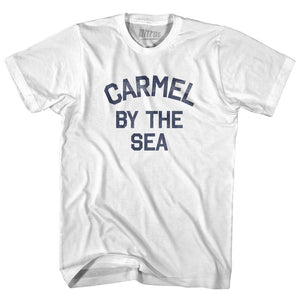 California Carmel-by-the-sea Youth Cotton Vintage T-shirt by Ultras
