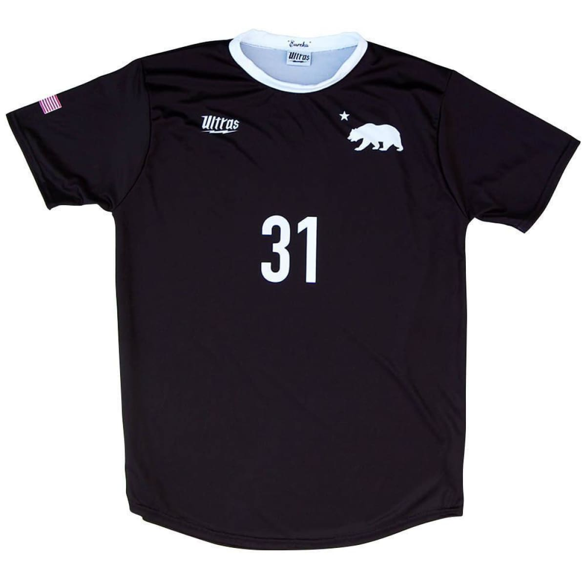 California State Cup Away Soccer Jersey - Ultras State Cup Soccer Jerseys
