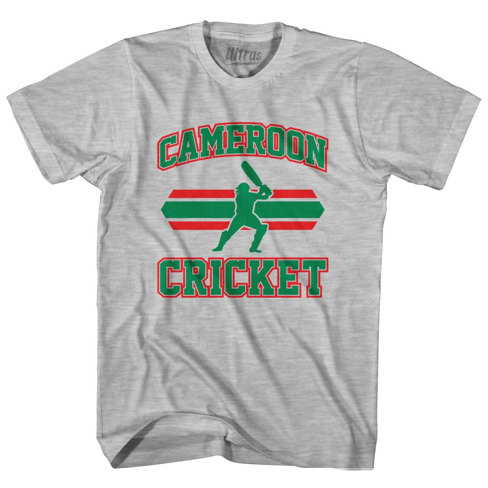 Ultras - Cameroon 90's Cricket Team Cotton Adult T-shirt