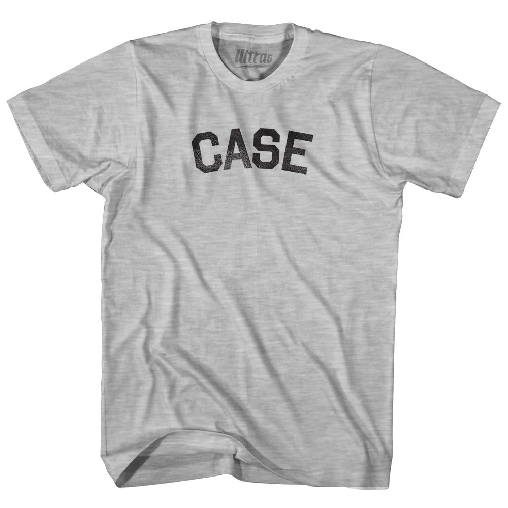 Case Adult Cotton T-shirt by Ultras