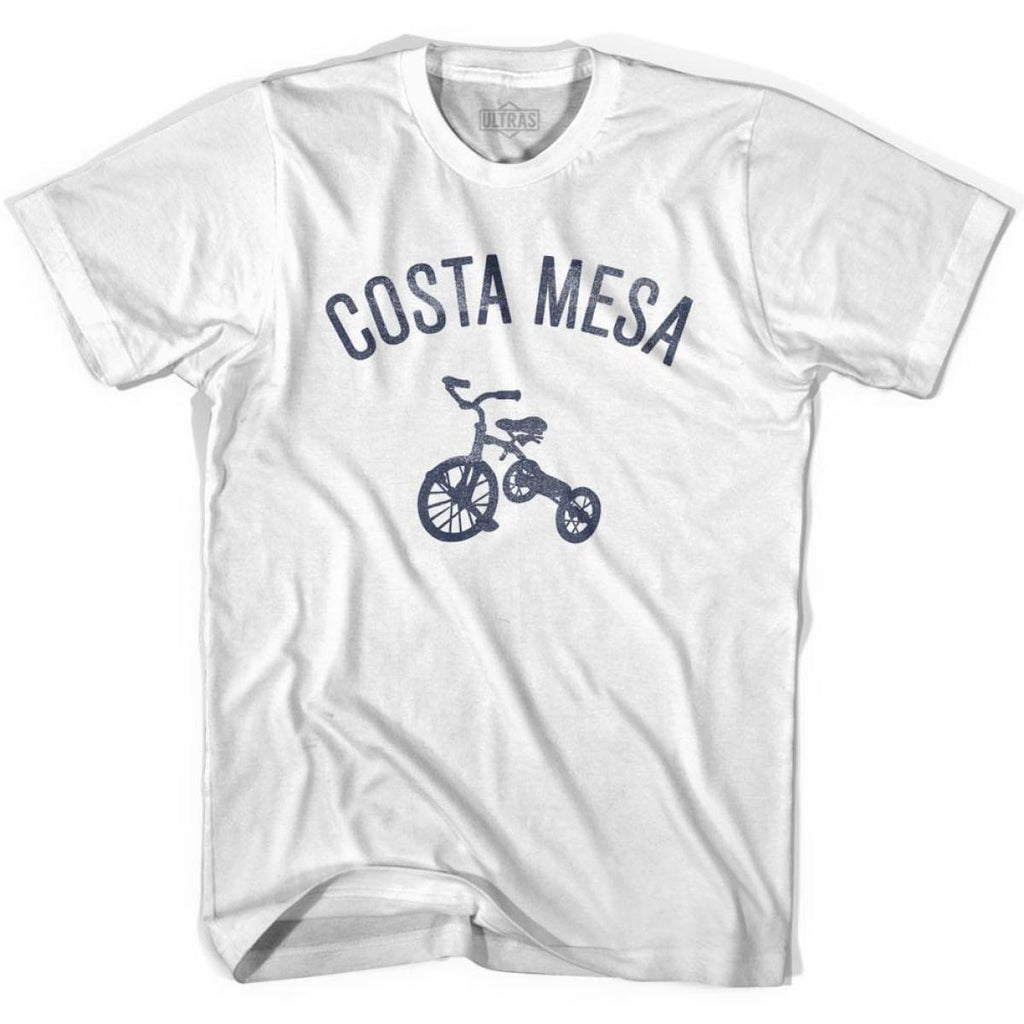 Costa Mesa City Tricycle Youth Cotton T-shirt - Tricycle City