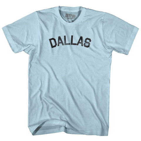 Dallas Adult Cotton T-shirt by Ultras