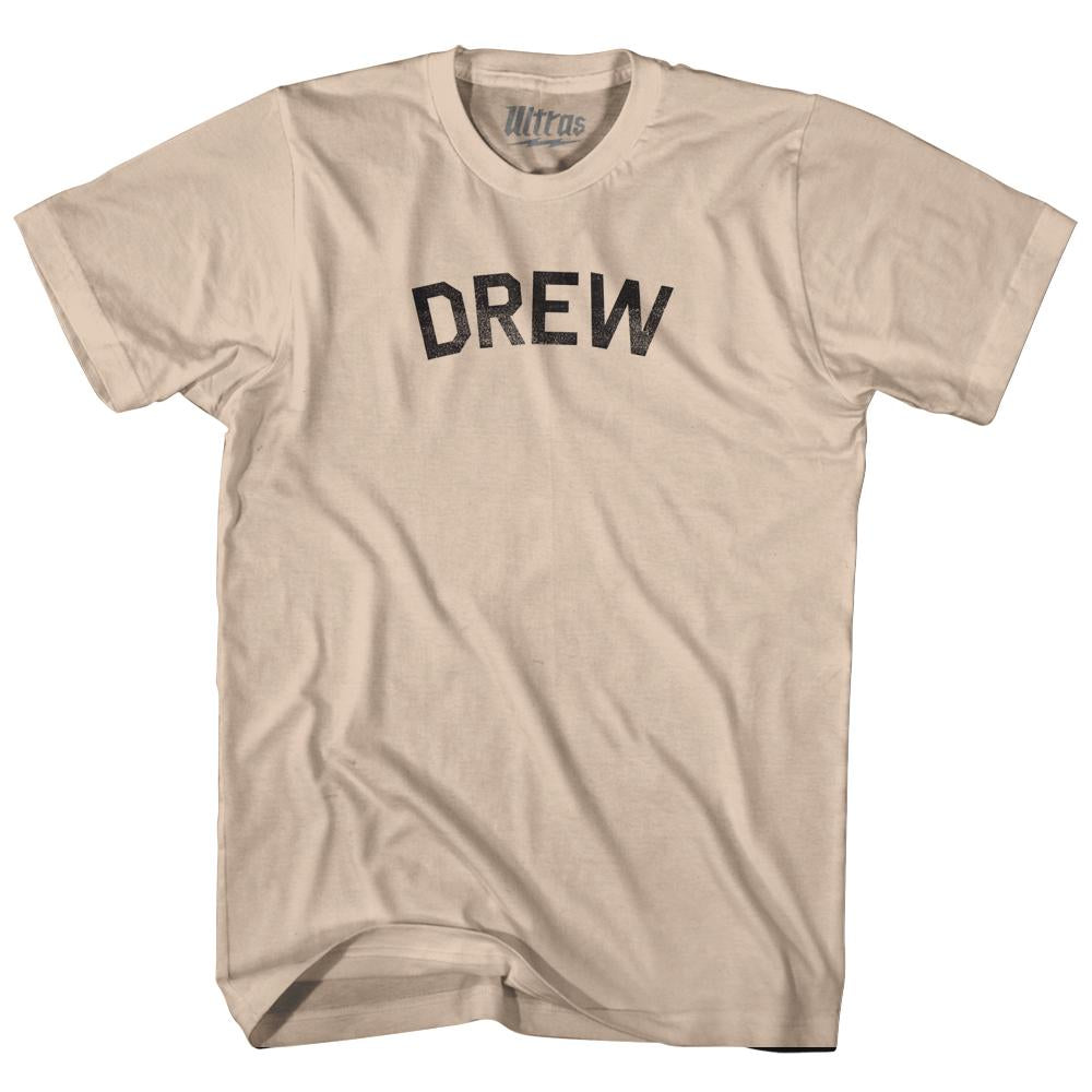 Drew Adult Cotton T-shirt by Ultras