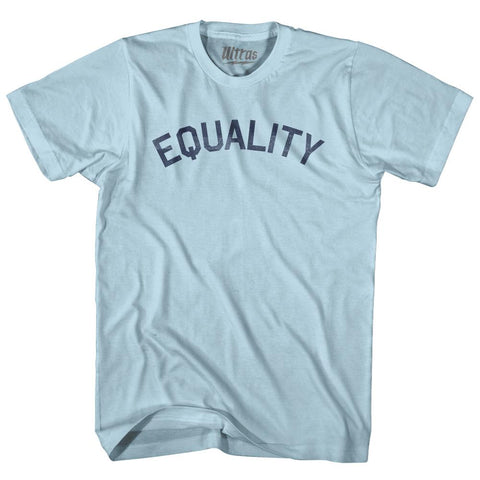 Equality Adult Cotton T-Shirt by Ultras