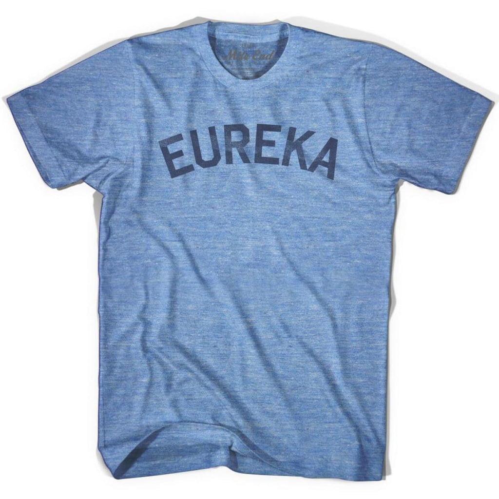 Eureka City Vintage T-shirt - Mile End City