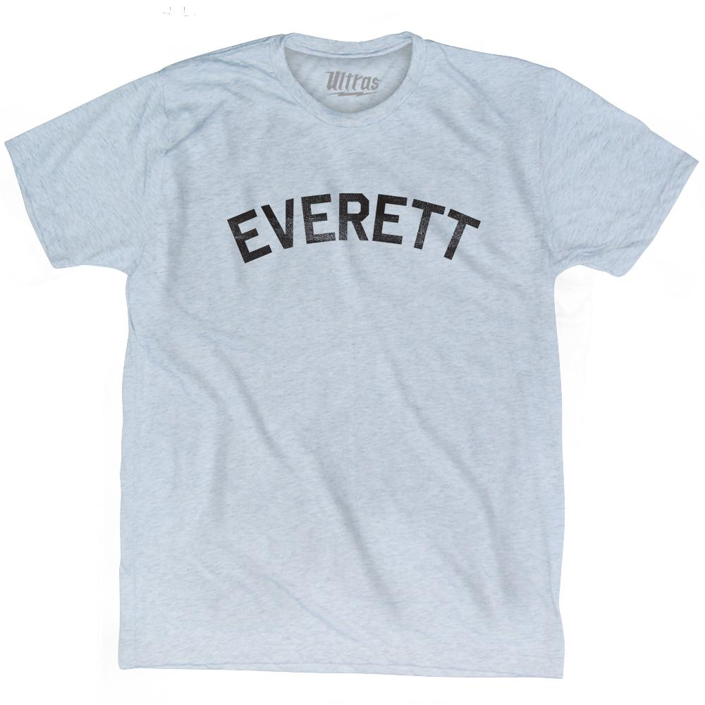 Everett Adult Tri-Blend T-shirt by Ultras