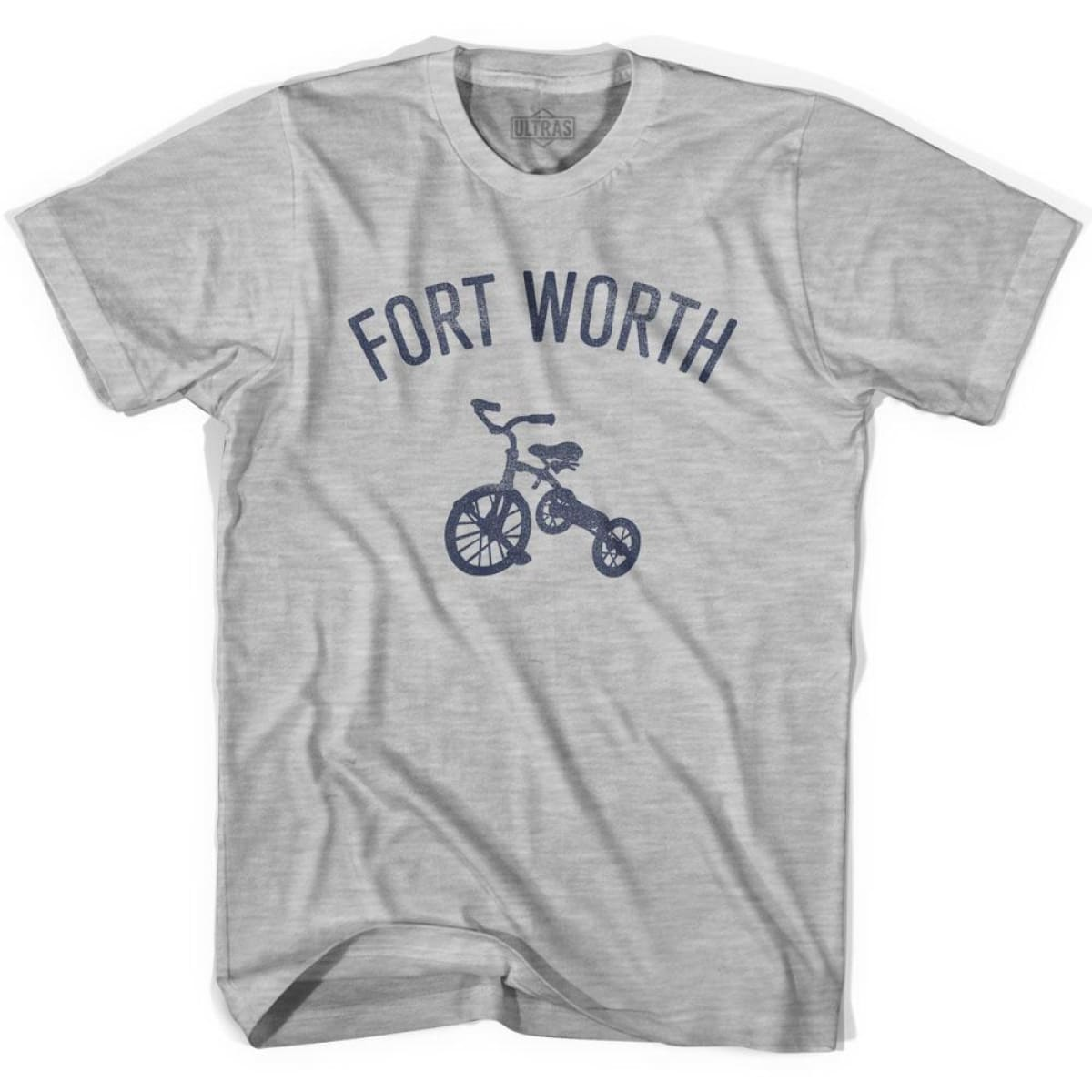 Fort Worth City Tricycle Youth Cotton T-shirt - Tricycle City
