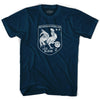 France Republic Rooster World Cup 2 Stars Soccer T-shirt