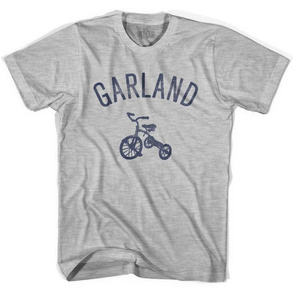 Garland City Tricycle Youth Cotton T-shirt - Tricycle City