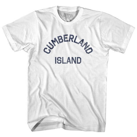 Georgia Cumberland Island Adult Cotton Vintage T-shirt by Ultras
